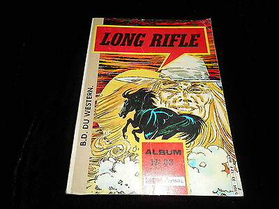 Long Rifle album 33 contient Long Rifle 97, 98, 99 Edition Mon Journal 1986