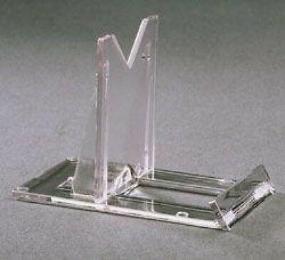 Flat Slide Display Stand Easels for minerals, tektites, coins, arrowheads, glass