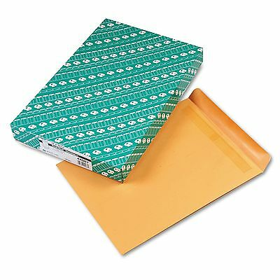 Quality Park 44067 Redi-Seal Catalog Envelope  12 x 15 1/2  Brown Kraft  100/Box