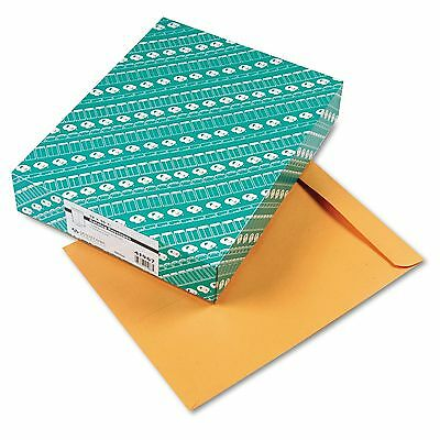 Quality Park 41967 Catalog Envelope  12 x 15 1/2  Brown Kraft  100/Box