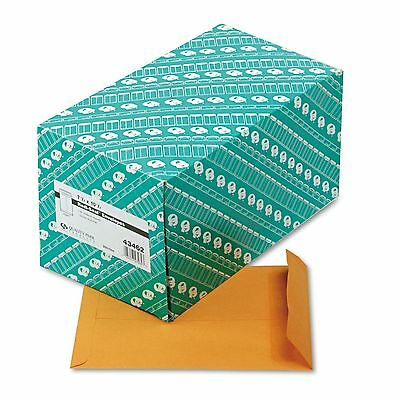 Quality Park 43462 Redi-Seal Catalog Envelope  7 1/2 x 10 1/2  Brown Kraft