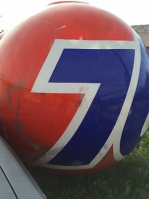 Authentic RARE 76 Rotating Ball
