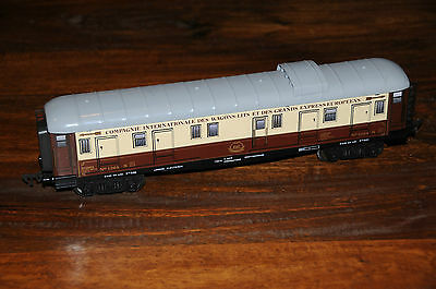 A.S wagon bagages CIWL FLECHE d'or AS n° 1264 idem jep hornby