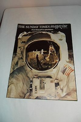 The Sunday Times Magazine August 16th 1969 - Moon Landing