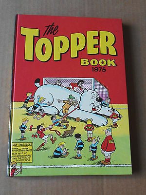 THE TOPPER BOOK ANNUAL (1975) Lovely Condition
