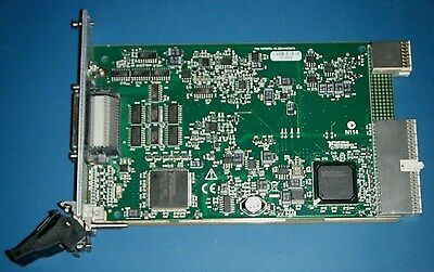 NI PXI-6225 Multifunction DAQ 80ch 16bit M-Series, National Instruments *Tested*