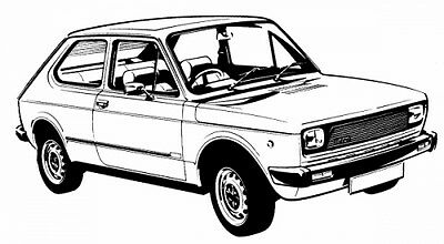 MANUALE OFFICINA FIAT 127 1049cc MY 1971 - 1987 WORKSHOP MANUAL E-MAIL