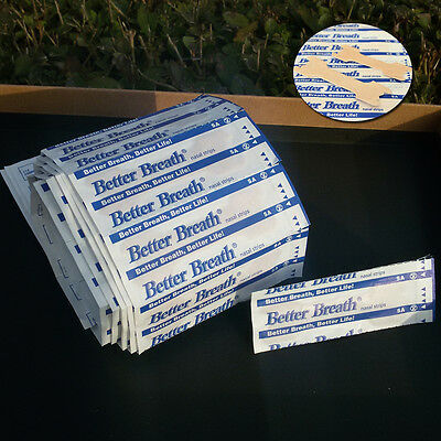 Better Breath Nasal Strips Right Aid to Stop Snoring Large Medium