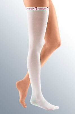 Mediven Thrombexin 18mmHg Anti-Embolism Compression Thigh Stockings Size XS Pair
