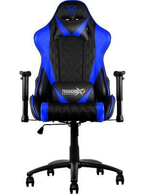 ---Introductory Deal--- ThunderX3 TGC15 Series Gaming Chair - Black/Blue