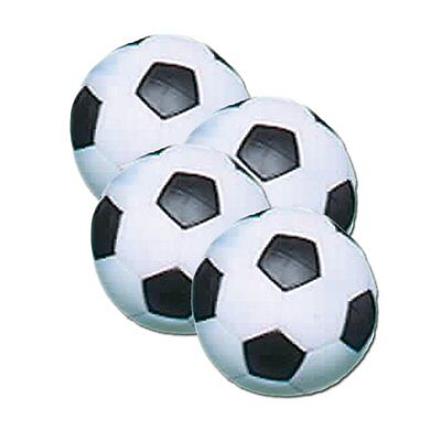 Fat Cat Foosball/Soccer Game Table Soccer Balls: 36 mm Regulation Size Foosballs