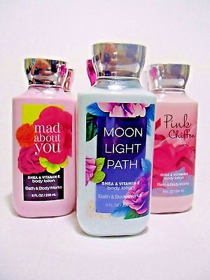 Bath & Body Works Body Lotion  Choose your Scent 8 fl oz.