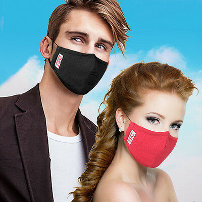 1pc Cotton Health Anti PM2.5 Adult Replaceable Filter Sheet Anti-dust Face Mask