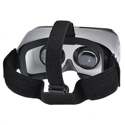 S. Wear VS002 VR 3D Headset Virtual Reality Glasses For 3.5-5.5 inch Smartphones