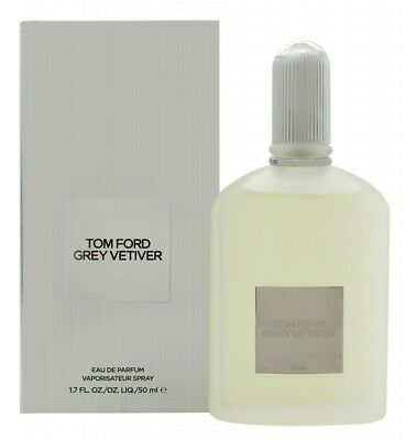 Tom Ford Grey Vetiver Eau De Parfum 50Ml Spray Für Ihn. Neu