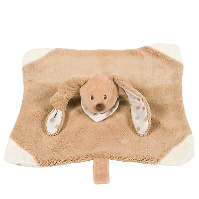 Nattou Doudou Super Soft Cappuccino Bunny-Baby Comforter/Security blanket-birth+