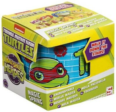 Teenage Mutant Ninja Turtles Magic Spring Slinky. Christmas Gift Stocking Filler