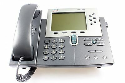 Cisco IP Phone CP-7960G / 7900 Series / VoIP Telefon / ohne Standfuß / MwSt.