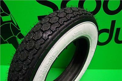Continental K62 White Wall Tyre 350X10 Tubed/tubeless Fits Vespa Px 125