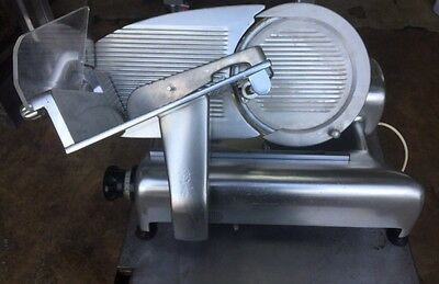 BIZERBA Electric Stainless Steel Blade Slicer Cutter for Food Meat