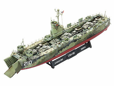 Revell U.S.Navy Landing Ship Medium 1:144 (early) 05123 ** NEU & OVP **