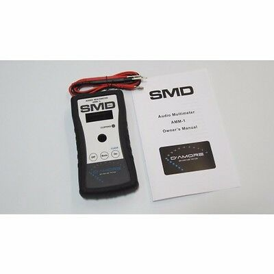 SMD Audio MultiMeter (AMM-1)