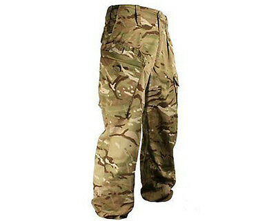 British Army MTP Combat Trousers Warm Weather (ALL SIZES. BRAND NEW)