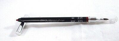 Christian Dior Crayon Contour Levres Lipliner Pencil ~ 952 Royal  ~ 0.04 oz
