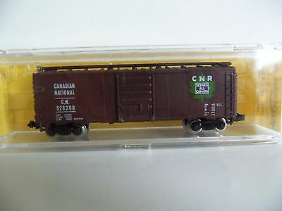 Atlas N 40' Boxcar Canadian National (#1 of 2)