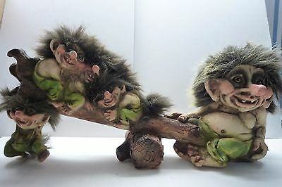 Troll Ny  Form Norvegia Originale Codice 315 Limited Edition