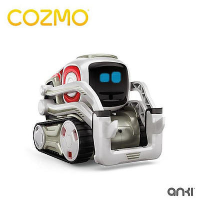 NEW Anki Cozmo Cosmo Robot Interactive Tech-Toy Birthday-Gift - FAST SHIPPING!