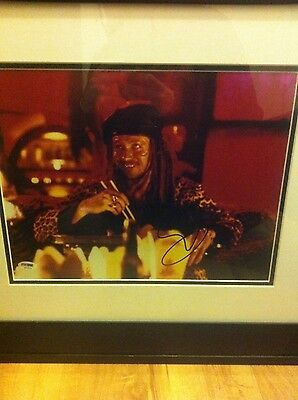 Autographed photo of Gary oldman from true romance 1993