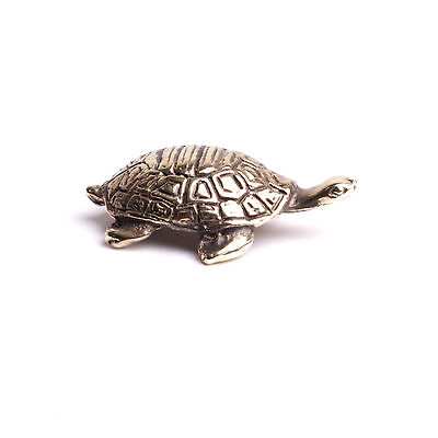 Tortue figurine animalière sculpture miniature décoration collection
