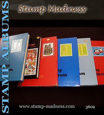 STAMP ALBUMS Very Good Condition - No Stamps FREE LOCAL PICKUP - Bulk Estate Buy