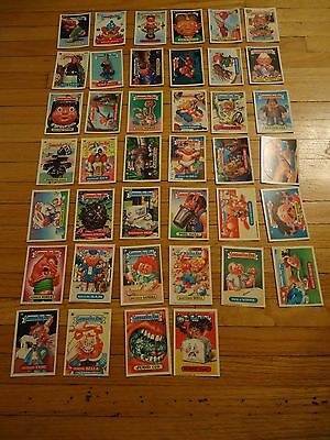 Garbage Pail Kids Series 14 14th Mixed Trading Cards Mixed Set 1988 541-580