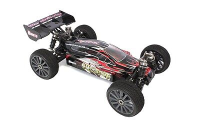 Himoto Shootout 1/8 Scale RTR 4WD 2.4GHz Brushless RC Remote Control Buggy