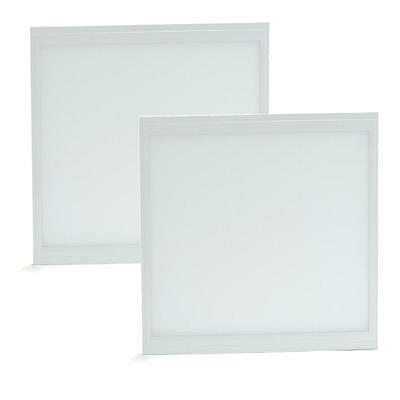 2FT X 2FT LED Panel Light,  40W 4000-5000K cUL DLC  listed Package of 2