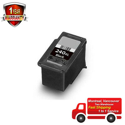 Black Ink for Canon PG-240XL MG3520 MG3620 MG4120 MG4220 MX372 MX392 MX430 MX432