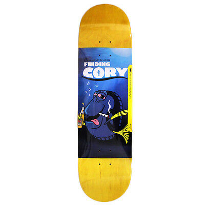 "Girl - Kennedy Finding Cory 8.25"" Skateboard Deck"