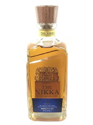 The Nikka 12 Year Old Premium Blended Japanese Whisky 700Ml Boxed Limited