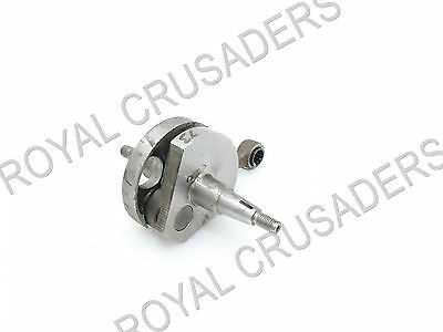 NEW VESPA PX LML STAR STELLA CRANK SHAFT 3 PORT 150 cc #VP63