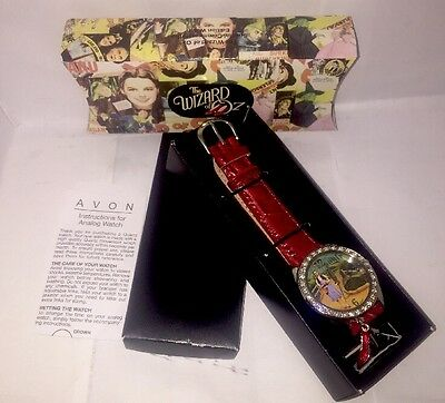 The Wizard of Oz Collector's  Engraved Watch New In Box Very Rare Judy Garland