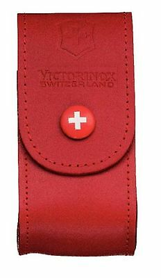 Victorinox Belt Pouch Red 5-8 Layer for Pocket Tool