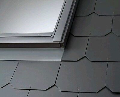 /5% Velux Flashing Edl Ck02 For Slates Up To 8Mm Thick (Replaces Edl