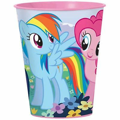 My Little Pony 16oz Plastic Cup Birthday Party Bag Filler Loot Favour