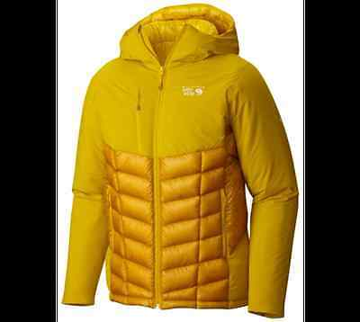 Mountain Hardwear Supercharger Insulated Hooded Jacket