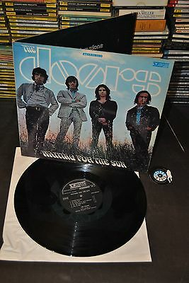 LP 33 The Doors   Waiting For The Sun ITALY VEDETTE VPA 8075 RARO