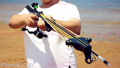 Multifunction Laser Shooting Fish 1.2m Gun Fishing Arrow for Hunting Slingshot
