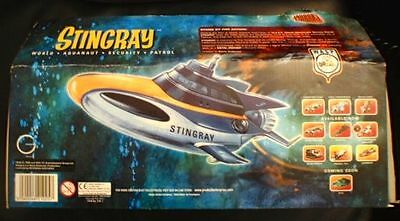 STINGRAY DIE CAST  W.A.S.P. GERRY ANDERSON made by PRODUCT ENTERPRISE