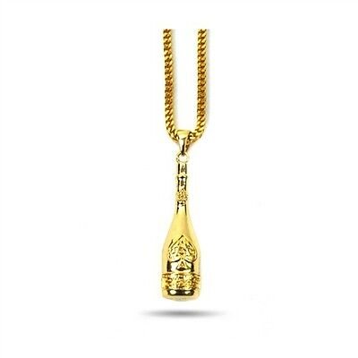 """The Gold Gods Ace of Spades Piece Necklace 18kt Yellow Gold 28"""""""